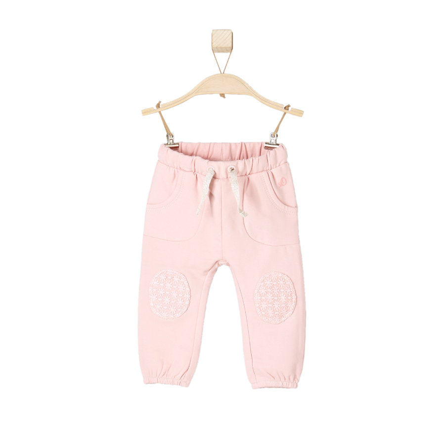 s.OLIVER Girls Legíny light pink