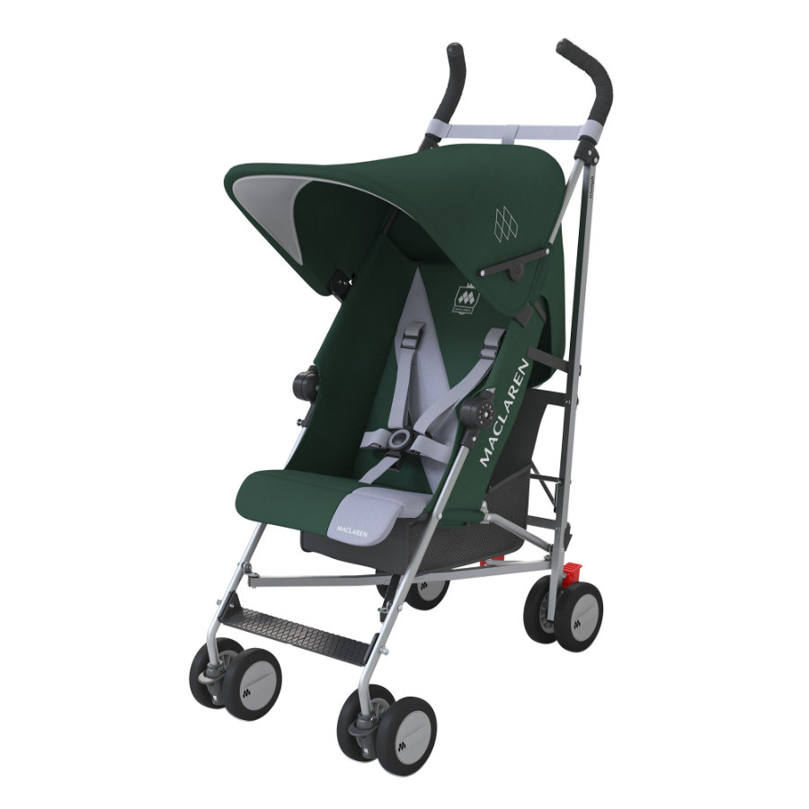 MACLAREN Buggy Triumph Highland Green/Grey Dawn