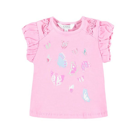 KANZ Girls T-Shirt pink