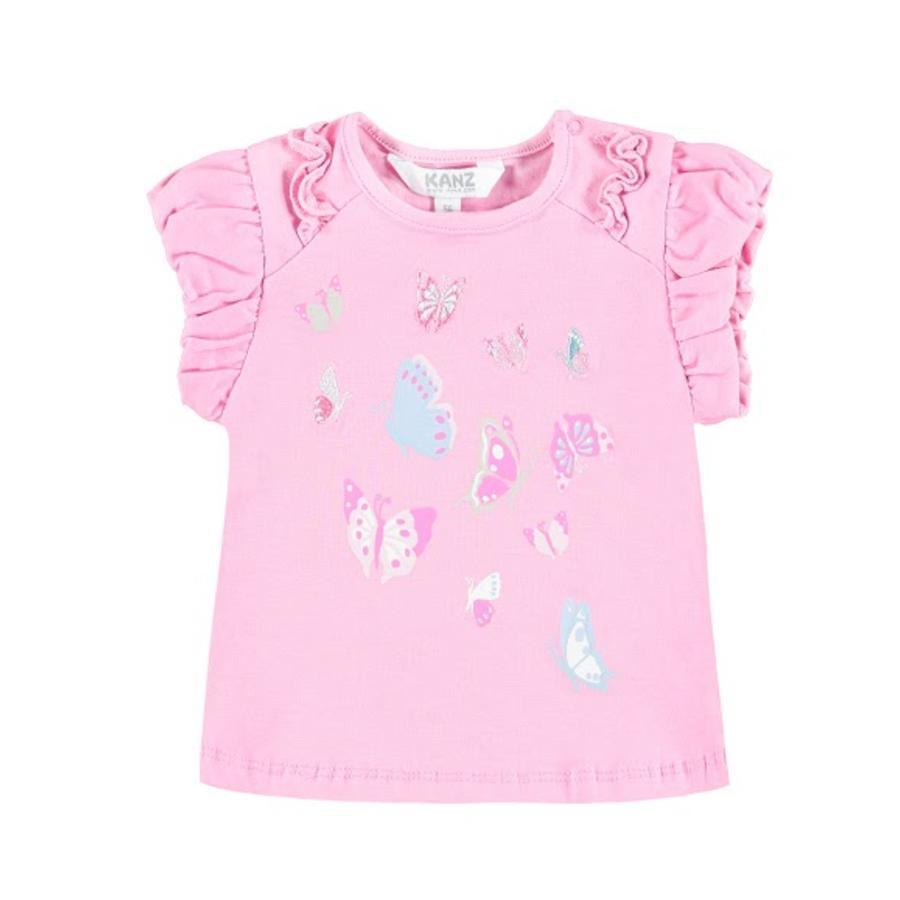 KANZ Girl s T-Shirt rose