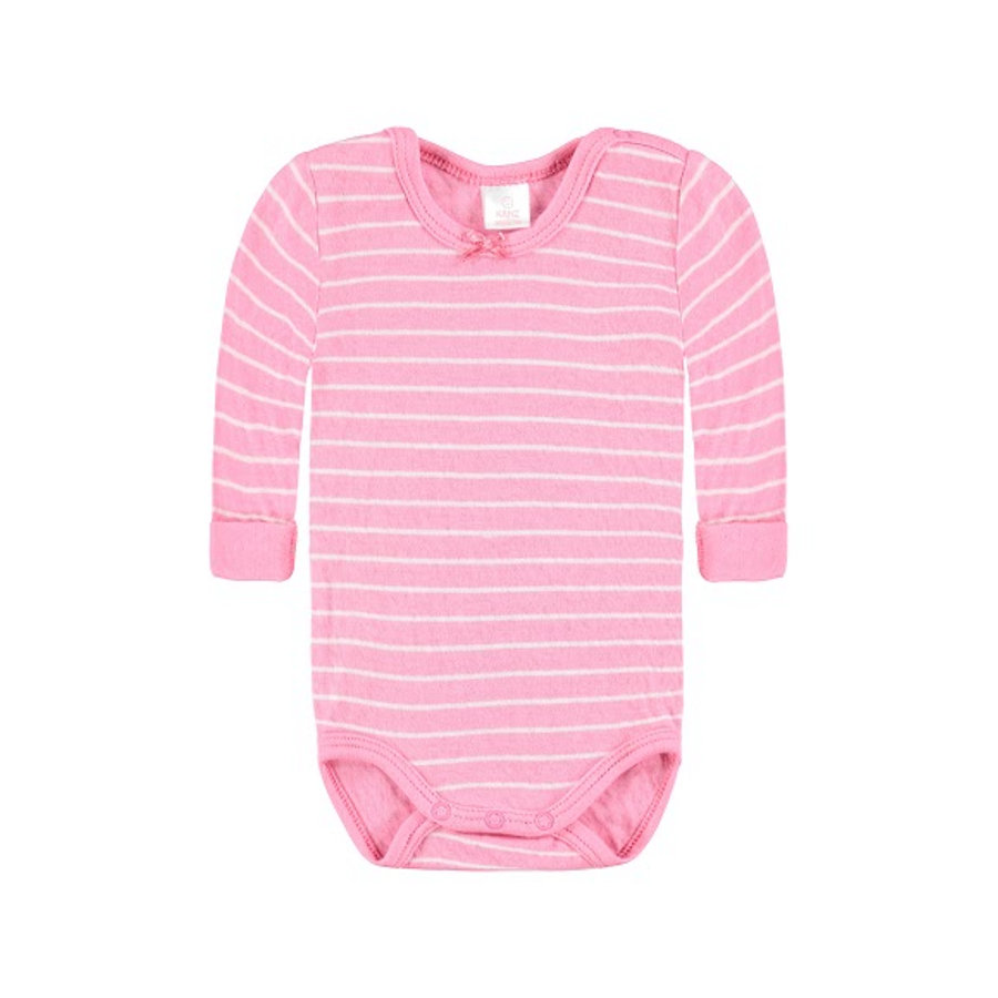 KANZ Girls Baby Body 1/1 Arm pink