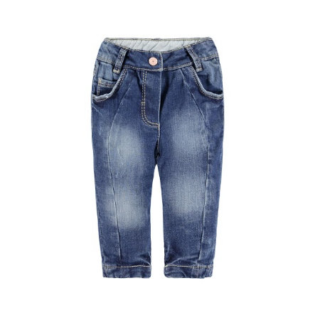 KANZ Girls Spodnie jeans blue denim