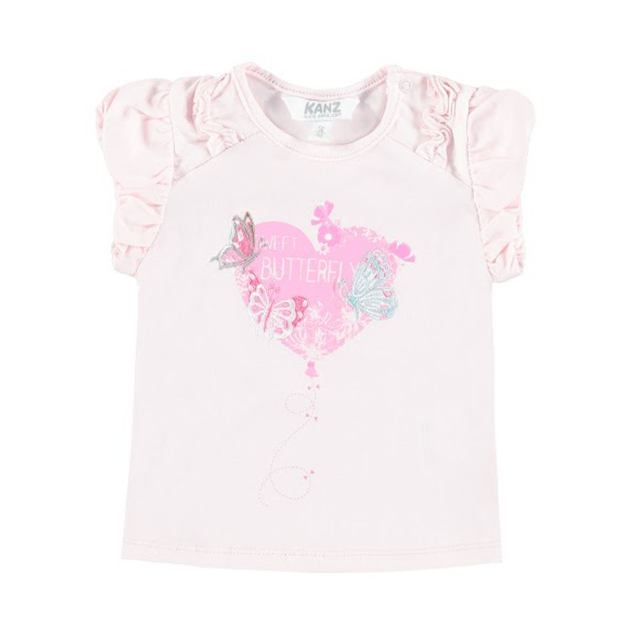 KANZ Girls T-Shirt rosé