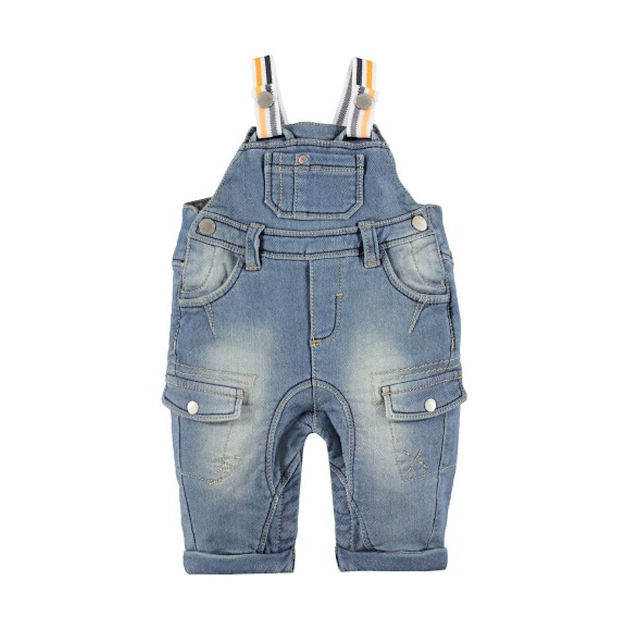 KANZ Boys Džíny s laclem blue denim