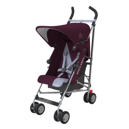 MacLaren Buggy Triumph Plum/Grey Dawn