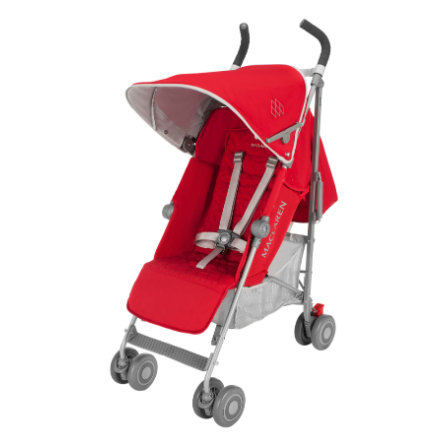 MacLaren Poussette-canne Quest Sport Cardinal/Silver, collection 2016