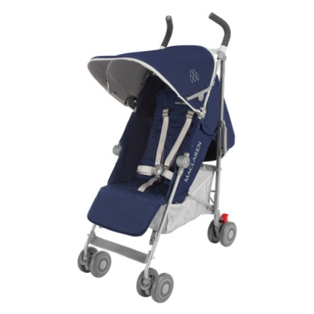 MacLaren Buggy Quest Sport Medieval Blue/Silver