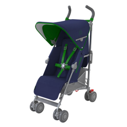 MACLAREN Buggy Quest Medieval Blue/Jelly Bean