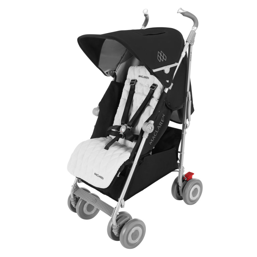 MACLAREN Wózek spacerowy Techno XLR  Black/Silver