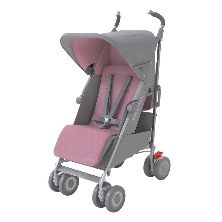 MacLaren Buggy Techno XLR Dove/Orchid Smoke