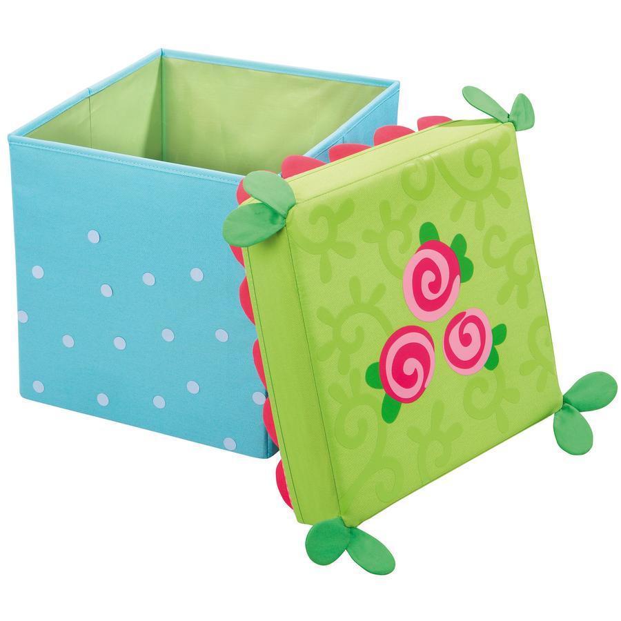 HABA Cube siège Fée Rosalie