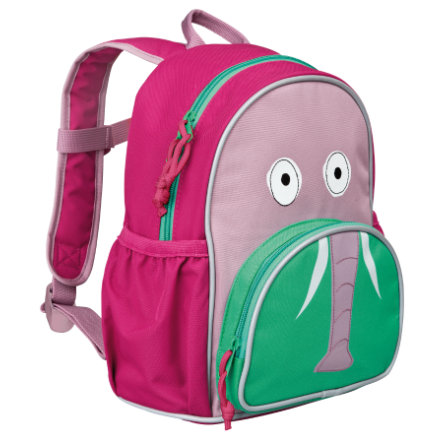 LÄSSIG 4Kids Rugzak - Mini Backpack Update Wildlife - Elephant