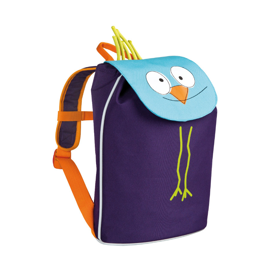 LÄSSIG 4Kids Batoh - Mini Duffle Backpack Wildlife - Birdie
