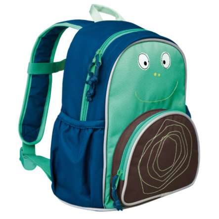 LÄSSIG 4Kids Sac à dos Mini Backpack Update Wildlife - Turtle