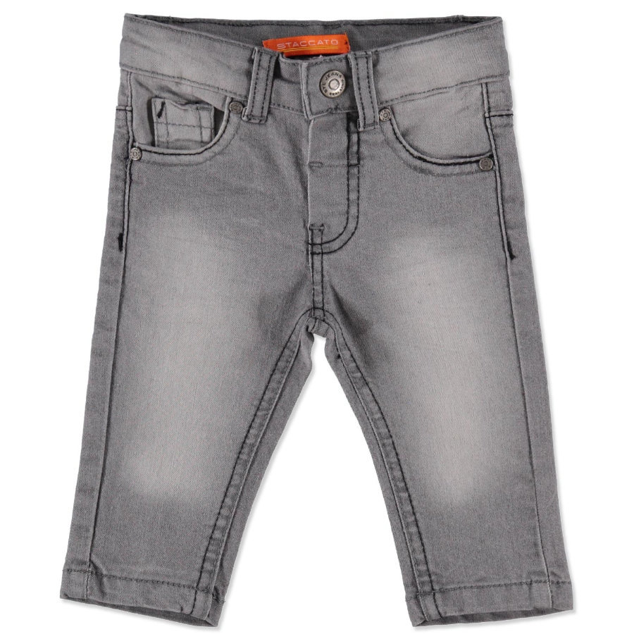 STACCATO Boys Baby Jeans grey denim
