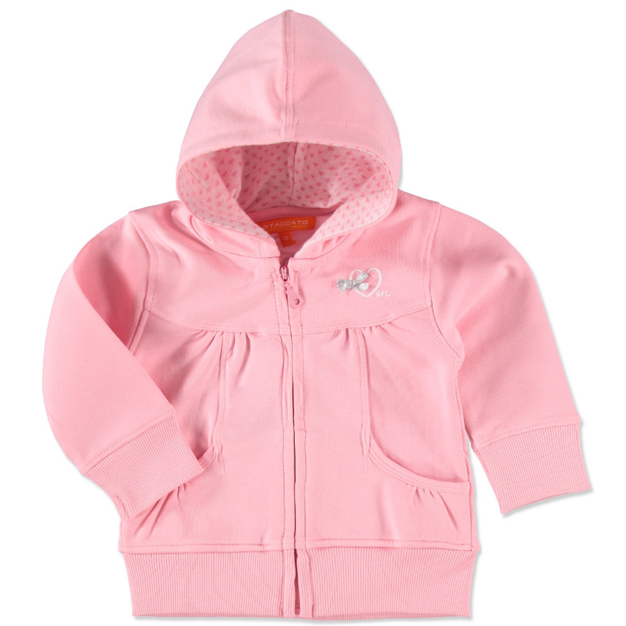 STACCATO Girls Baby Sweatjacke candy