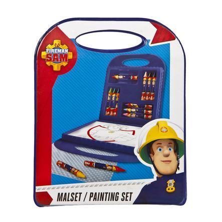 UNDERCOVER Sada na malování - hasič Sam