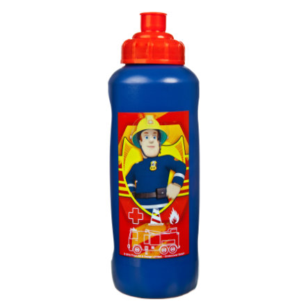 UNDERCOVER Sportfles 450ml -  Brandweerman Sam