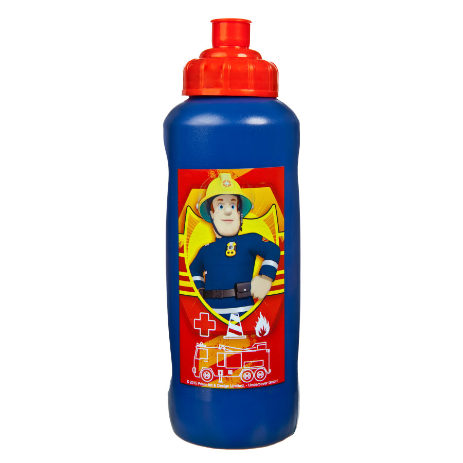 UNDERCOVER Flaska 450 ml - Brandman Sam