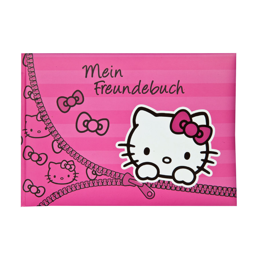 UNDERCOVER Livre d'amis A5 - Hello Kitty