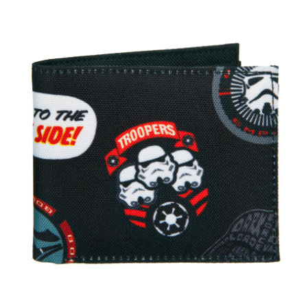 UNDERCOVER Portfel - Star Wars Patch