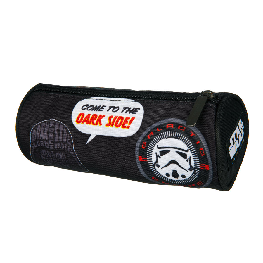 UNDERCOVER Kulaté pouzdro - Star Wars Patch