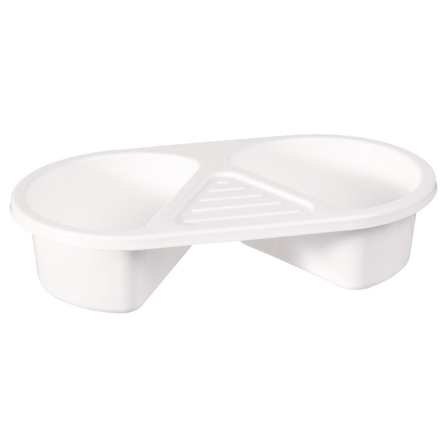 BEBE JOU Miseczka kąpielowa kolor 01 biały