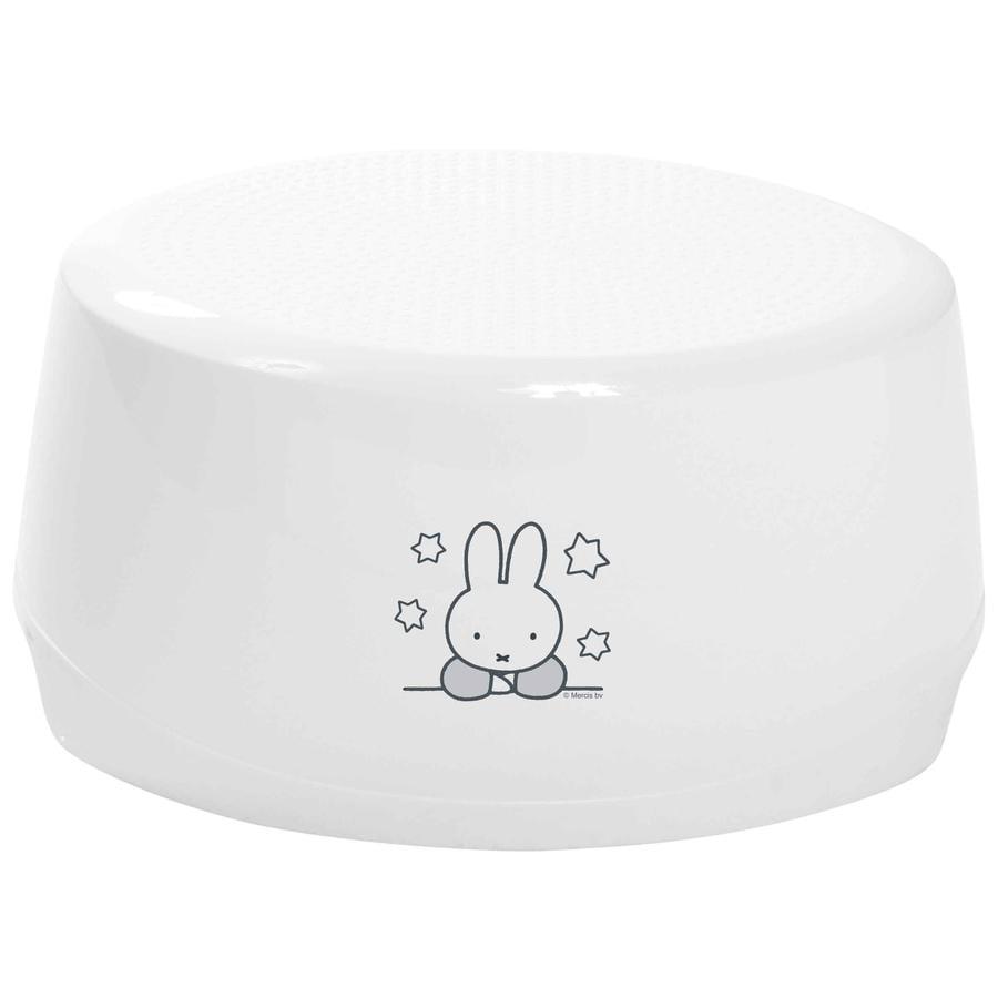 bébé-jou® Schemel Design: Miffy Stars in weiß