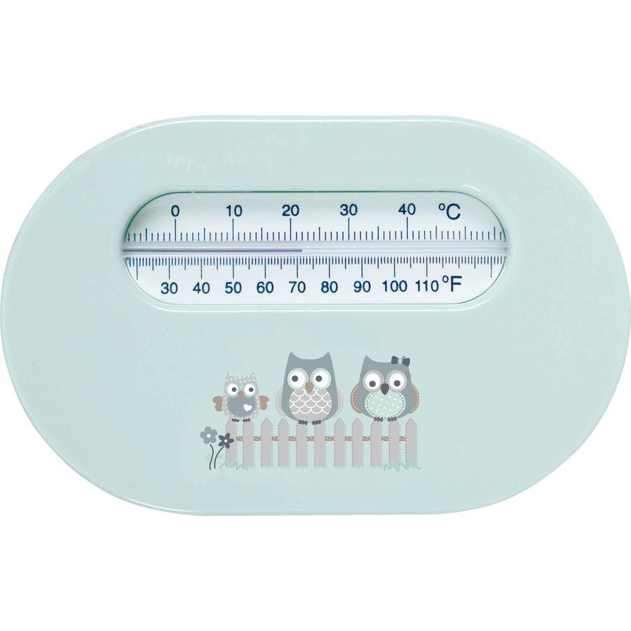 BEBE JOU Thermomètre ambiant Couleur 32, Owl Family
