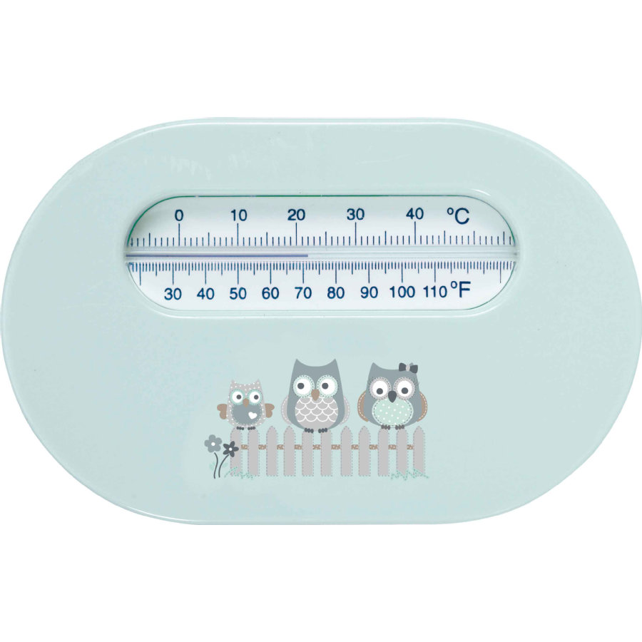 bebe jou Zimmerthermometer Farbe 32 Owl Family