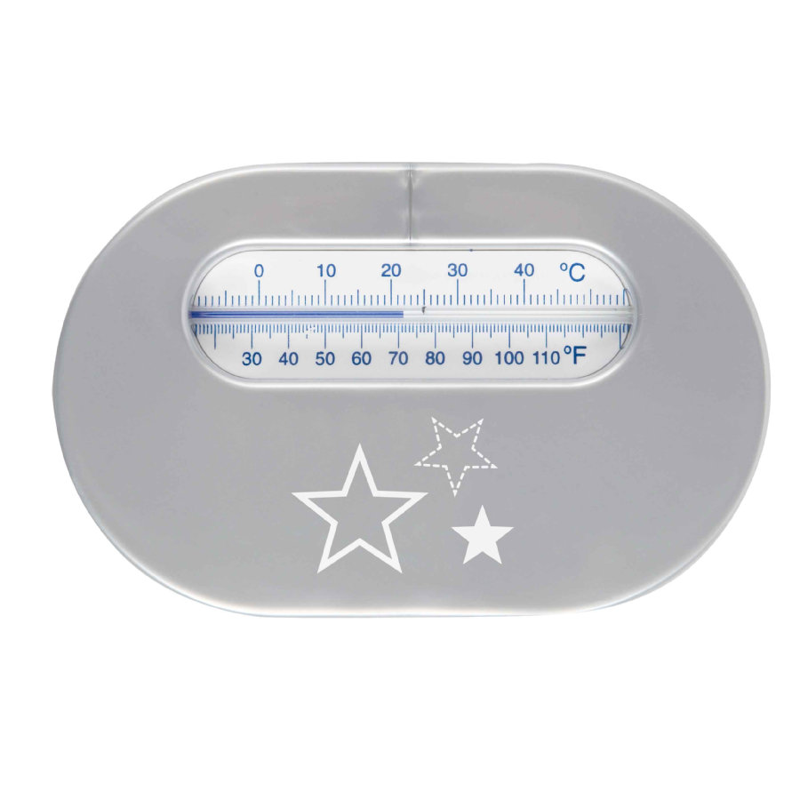 bebe jou Zimmerthermometer Farbe 37 Silver Stars