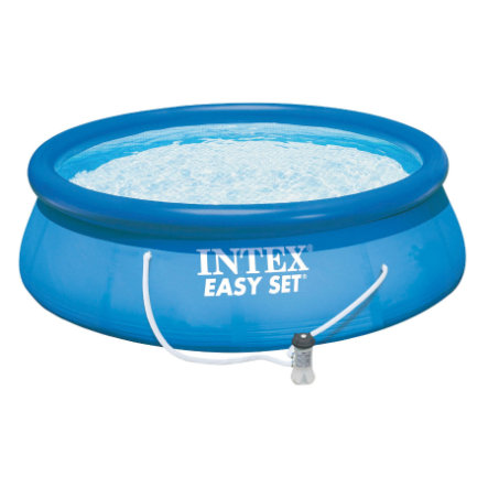 INTEX Swimming Pool - Easy Set 366 x 76 cm mit Kartuschenfilter