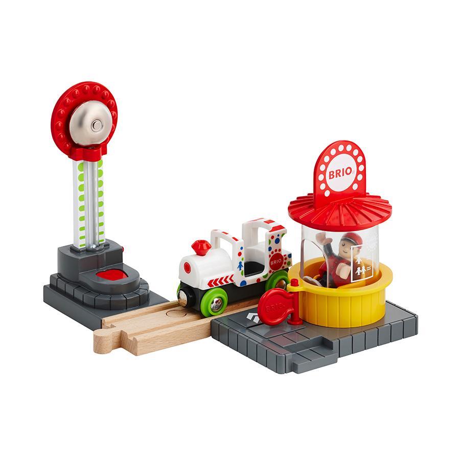 BRIO® WORLD Fun Park Spiel-Set 33740