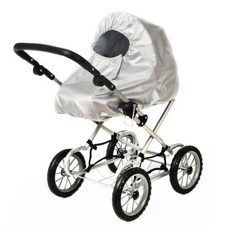 BRIO Mantellina parapioggia per carrozzina per bambole