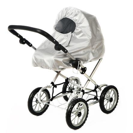 BRIO Protection pluie pour poussettes combinées pour poupées