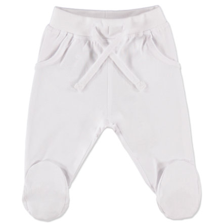 NAME IT Uni Spodnie NITUMALIK bright white