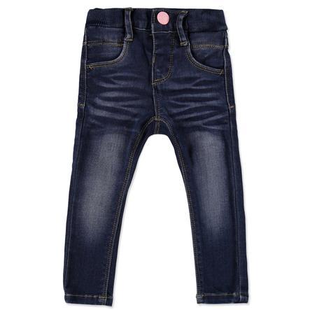 NAME IT Girls Spodnie Jeans NITSUS dark blue denim