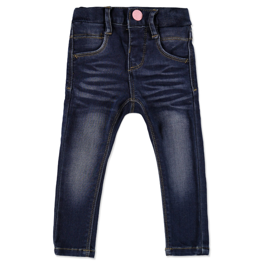NAME IT Girls Jeans NITSUS dark blue denim