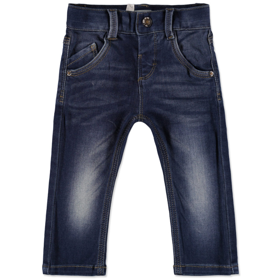NAME IT Boys Džíny NITRALF dark denim