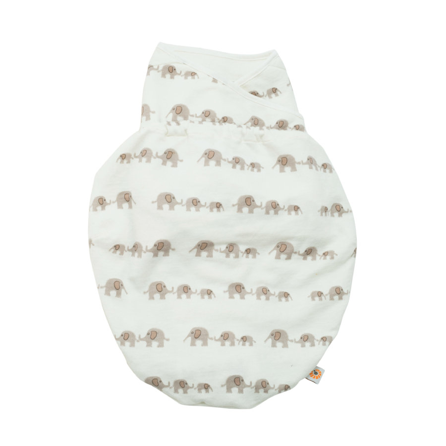 ERGObaby Puck Mich Sack Single Elephant