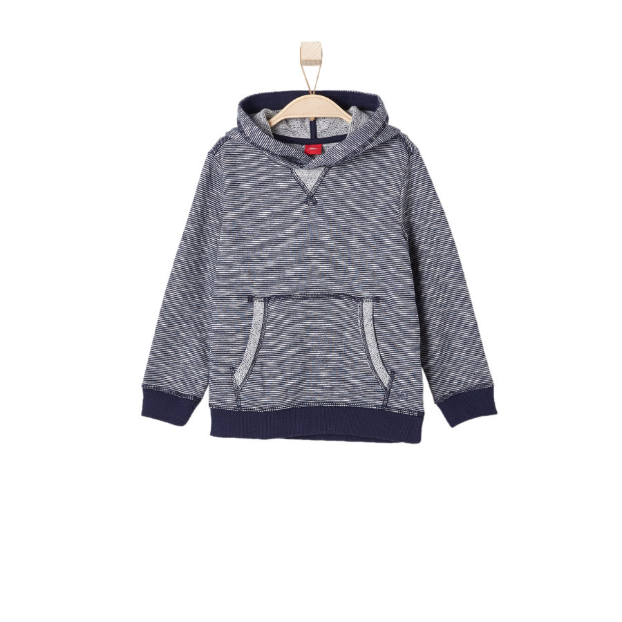 s.OLIVER Boys Sweatshirt dark blue melange