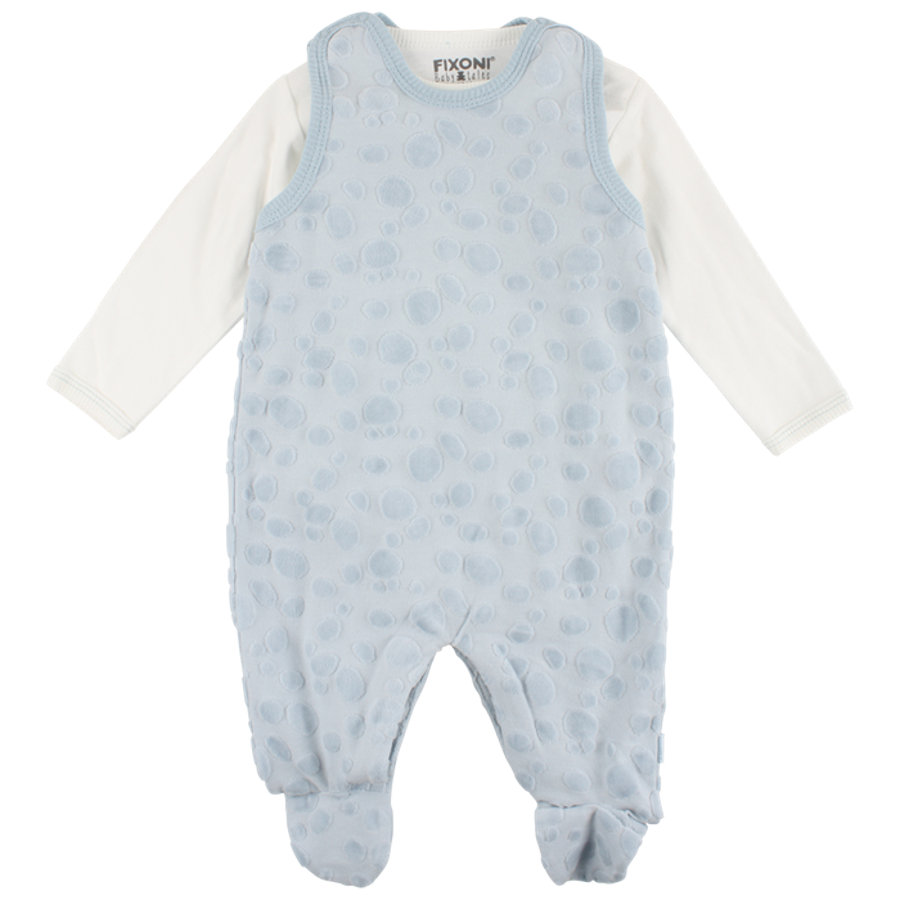 FIXONI Boys Nicki Stramplerset light blue