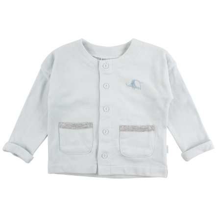 FIXONI Boys Sweatjacke lightblue