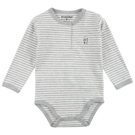 FIXONI Baby Romper 1/1 Arm grey