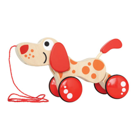 "HAPE Pull-along Toy Dog ""Puppy"""