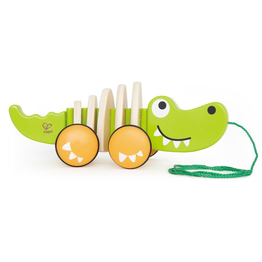 "HAPE Tahací hračka, Krokodýl ""Croc"""
