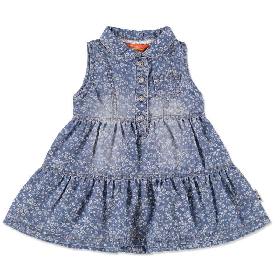 STACCATO Girls Baby Kleid blue flower