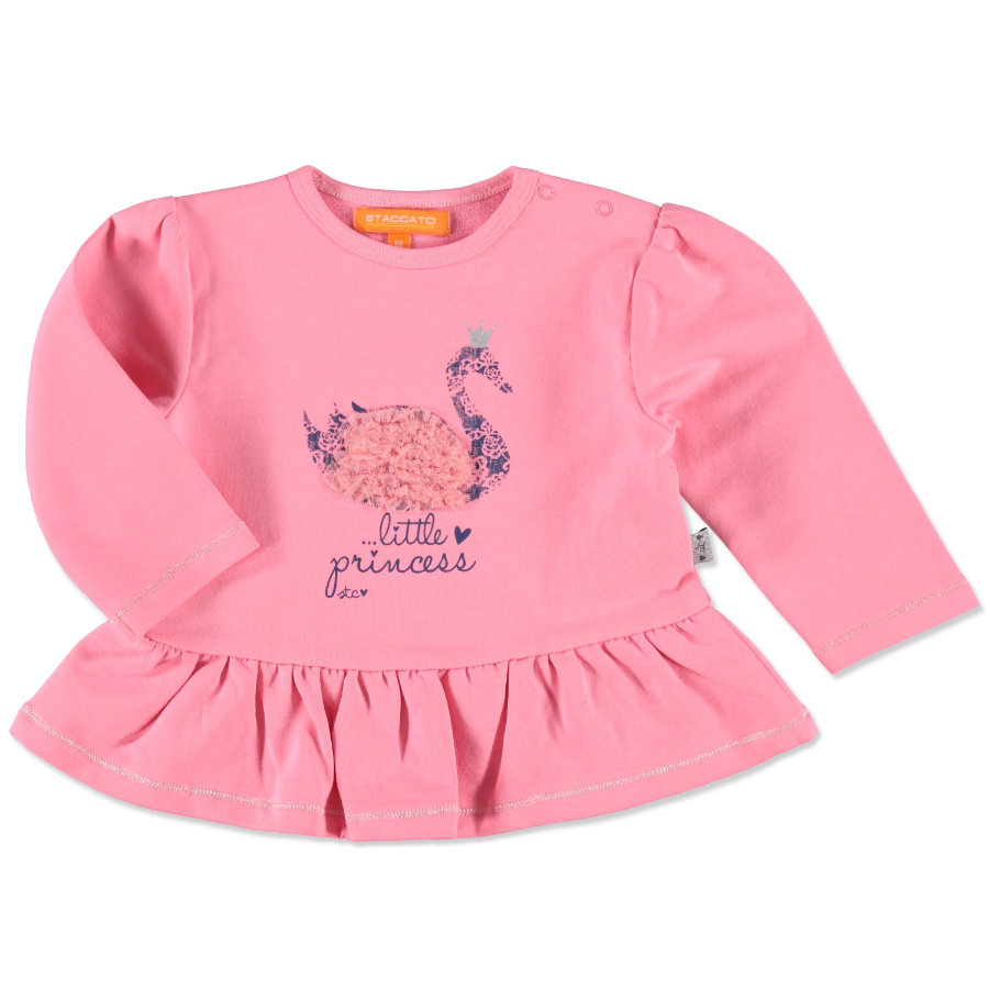 STACCATO Girls Baby Sweatshirt candy