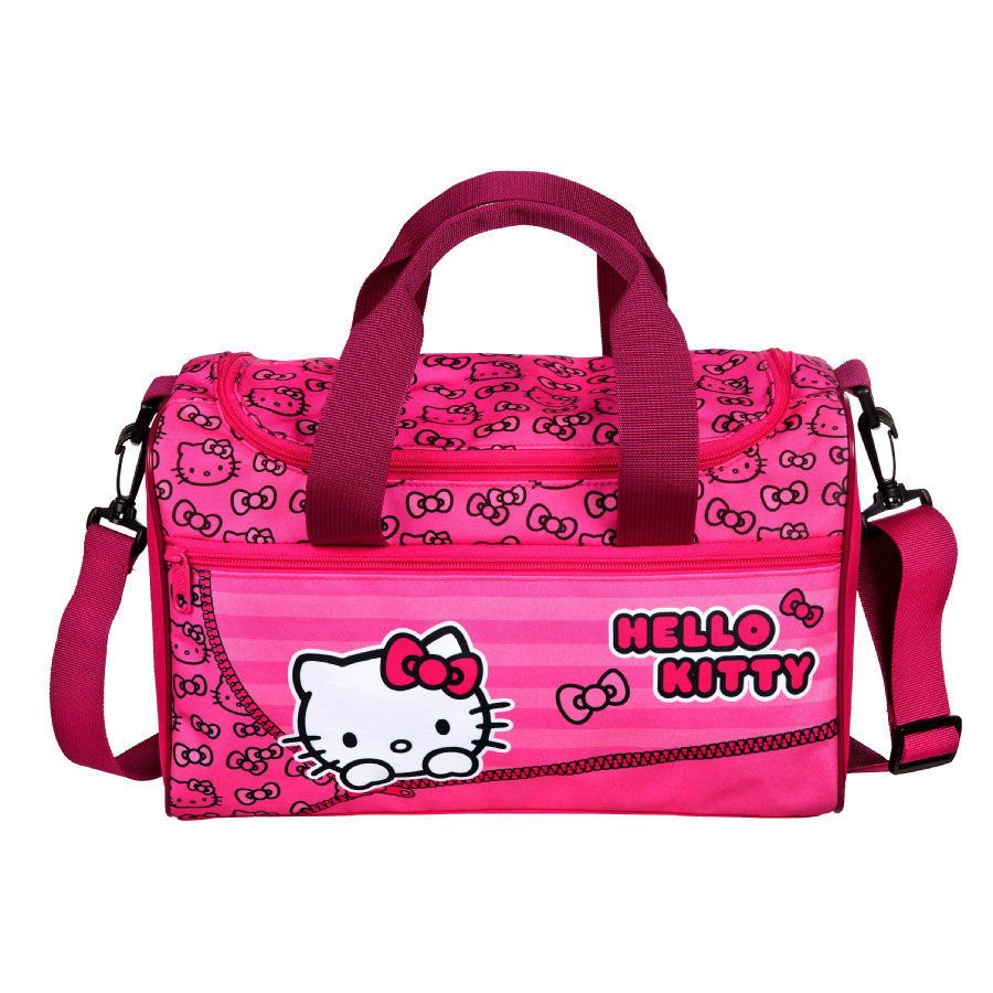 Scooli Sporttasche - Hello Kitty