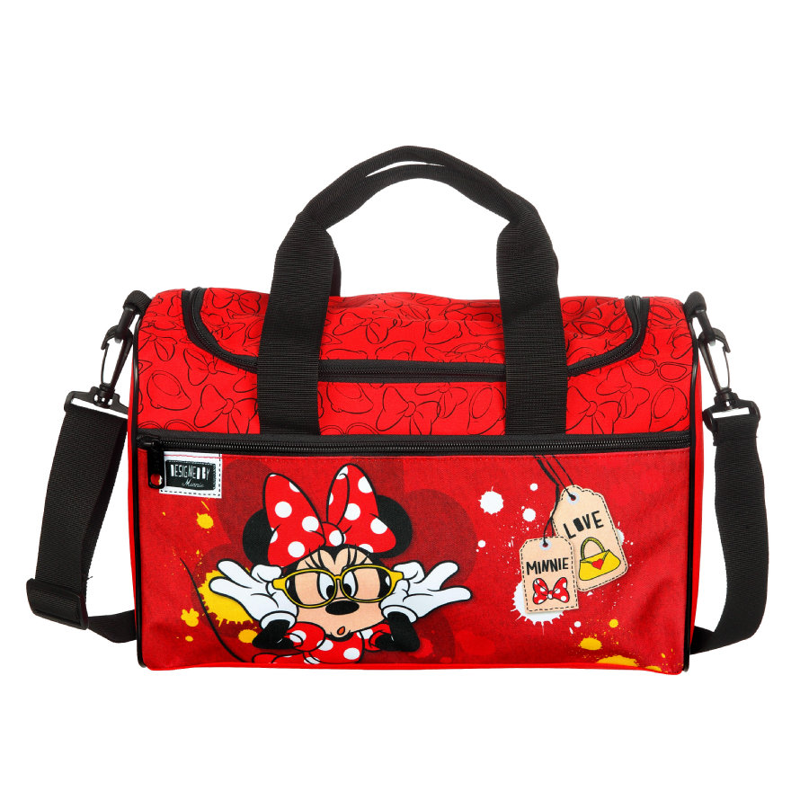 Scooli Sporttasche - Minnie Mouse